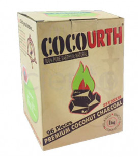 Carbones Cocourth Flat - 1kg