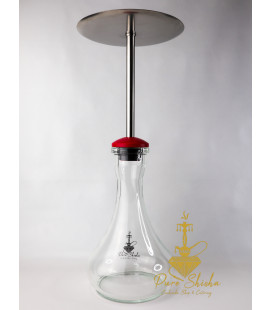 Cachimba HS Big Force Raptor - Red